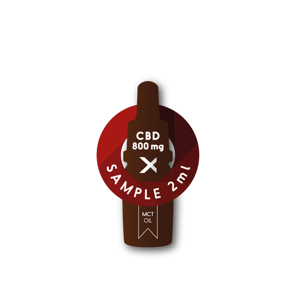 Sample | CBD800 mg <br>8%  | Full  Spectrum