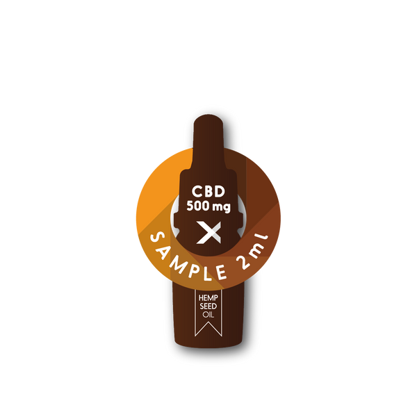 Sample | CBD500 <br> 5% | Full Spectrum