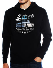 Hoodies: Chevy Apache Design