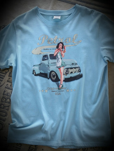 Ford Pick-up & pin-up T-shirt