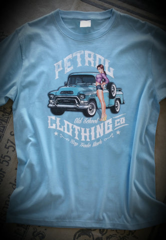 GMC Pick-up & pin-up T-shirt