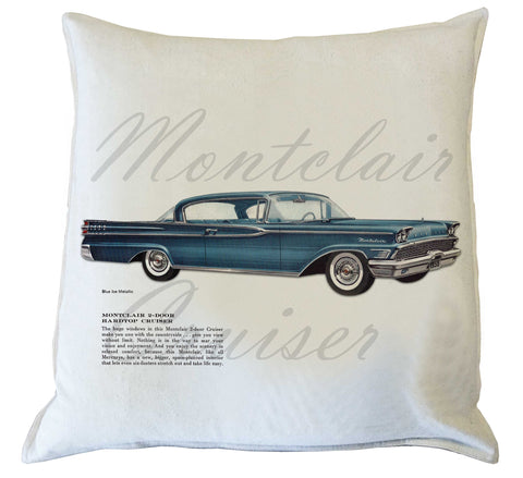 Scatter Cushion 6 - Monte Clair Classic style