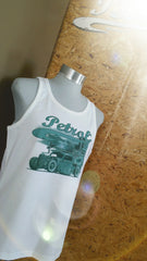 "VESTS/""Wifey"" - Ratrod Beach Style design"