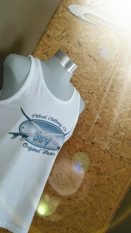 "VESTS/""Wifey"" - Surfboards II design"