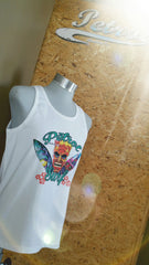 "VESTS/""Wifey"" - Surf Mask & Surfboards"