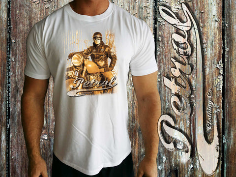 Cafe Racer Dude Crew Neck T