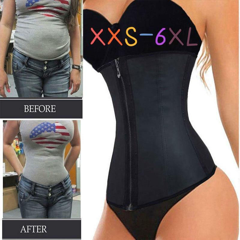 Waist Trainer Weight Loss XXS-6XL
