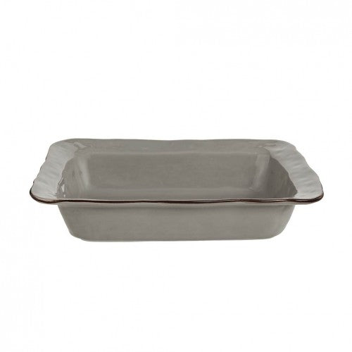 Cantaria Medium Rectangular Baker Greige