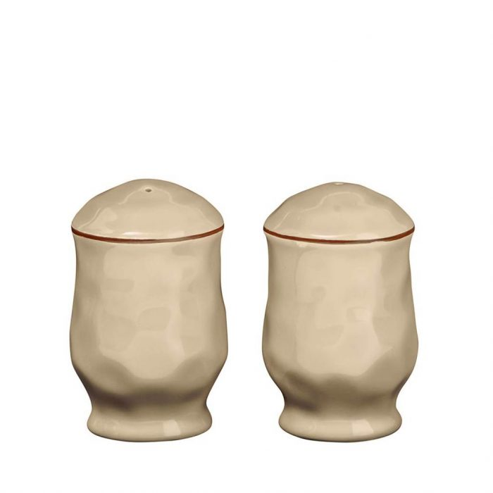 Cantaria Salt and Pepper Set Sand