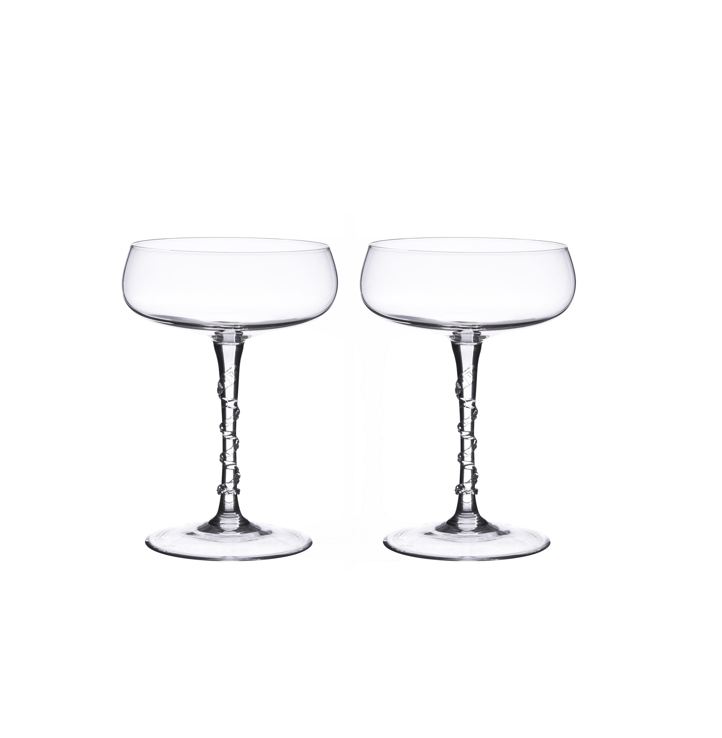 Amalia Champagne Coupe Set/2