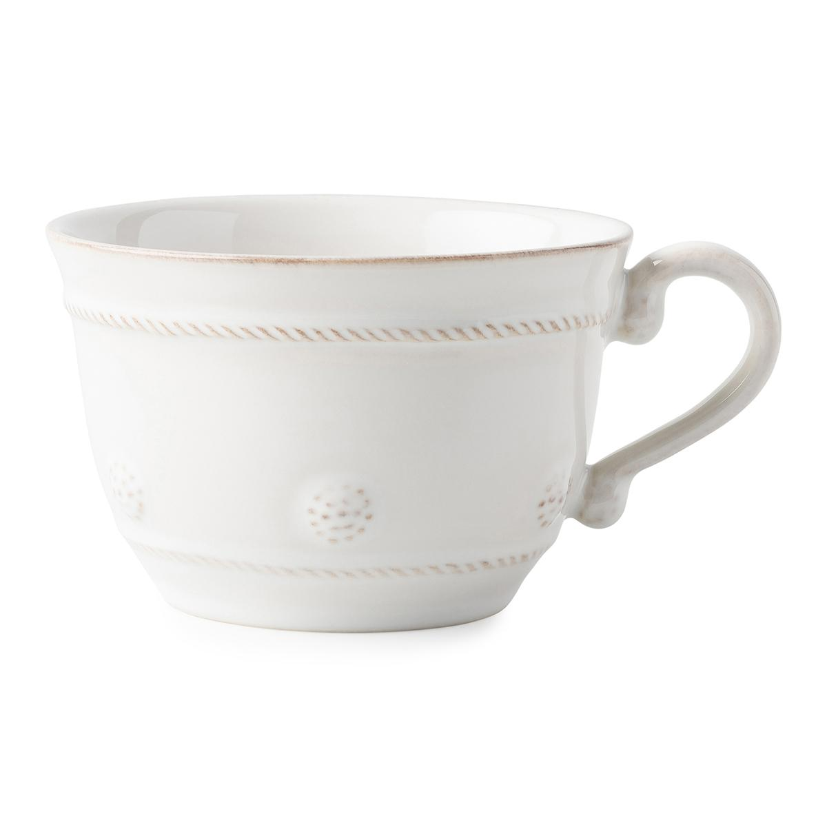 Berry & Thread Whitewash Tea Cup