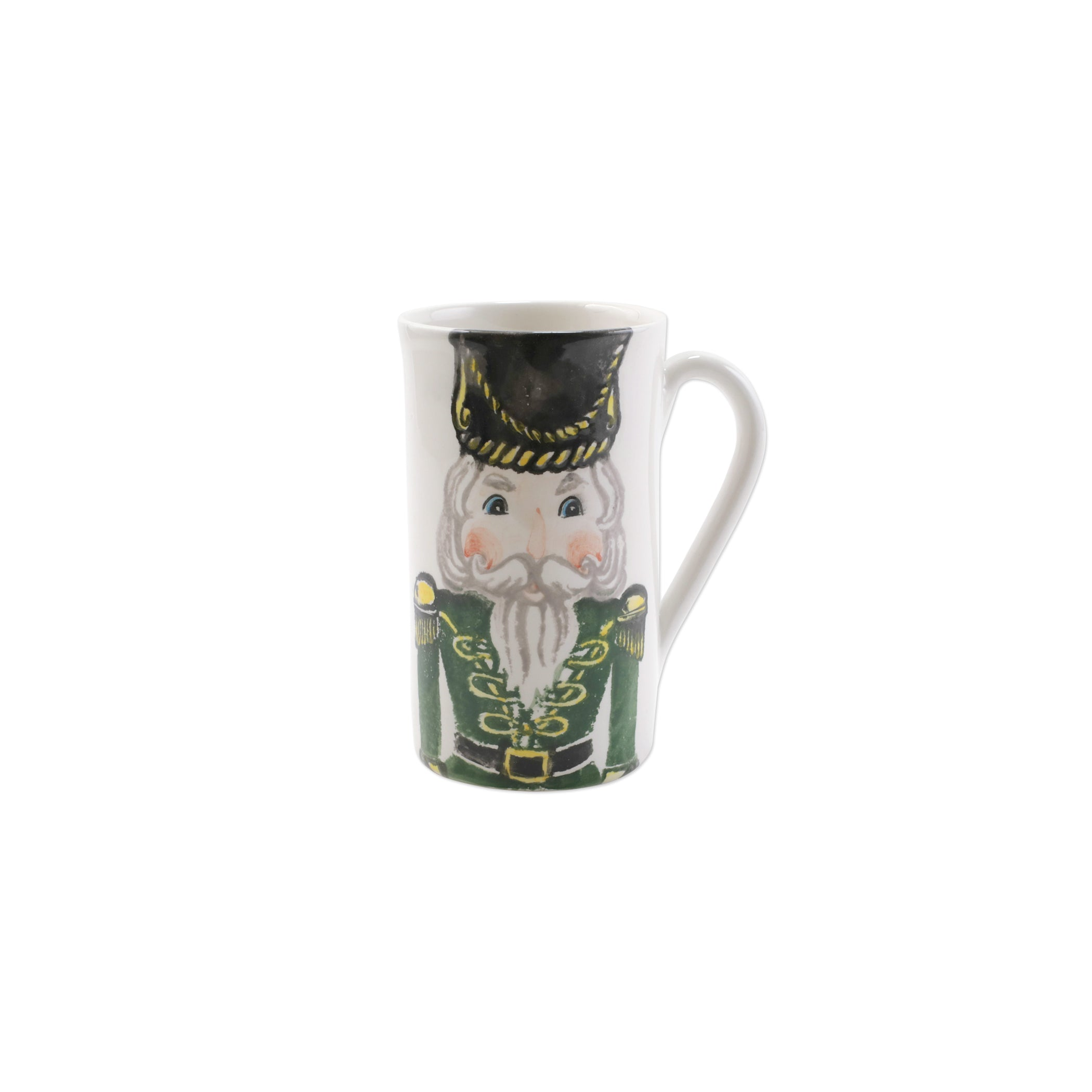 Nutcrackers Latte Mug w/ Soldier