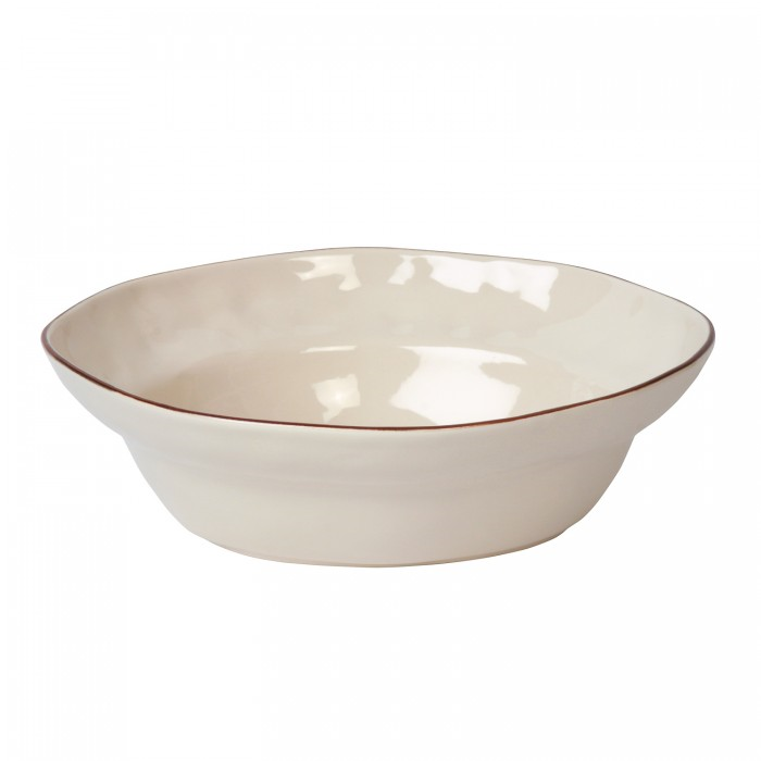 Cantaria Serving Bowl Ivory