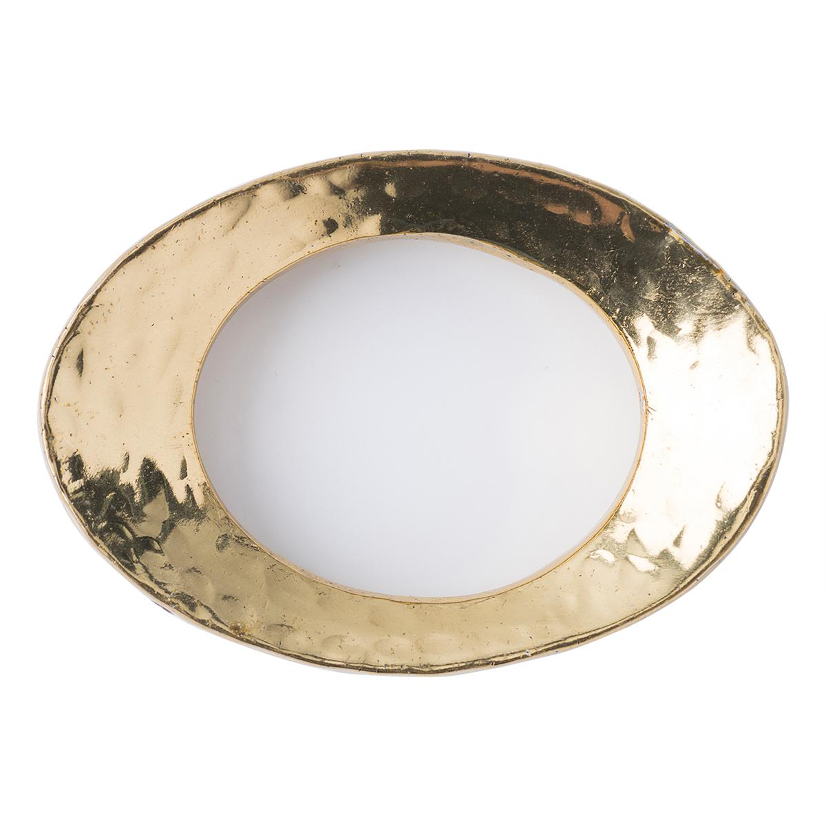 Puro Gold Napkin Ring