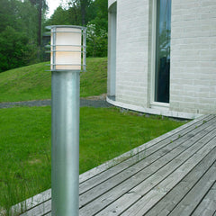 Outdoor Posts + Bollard