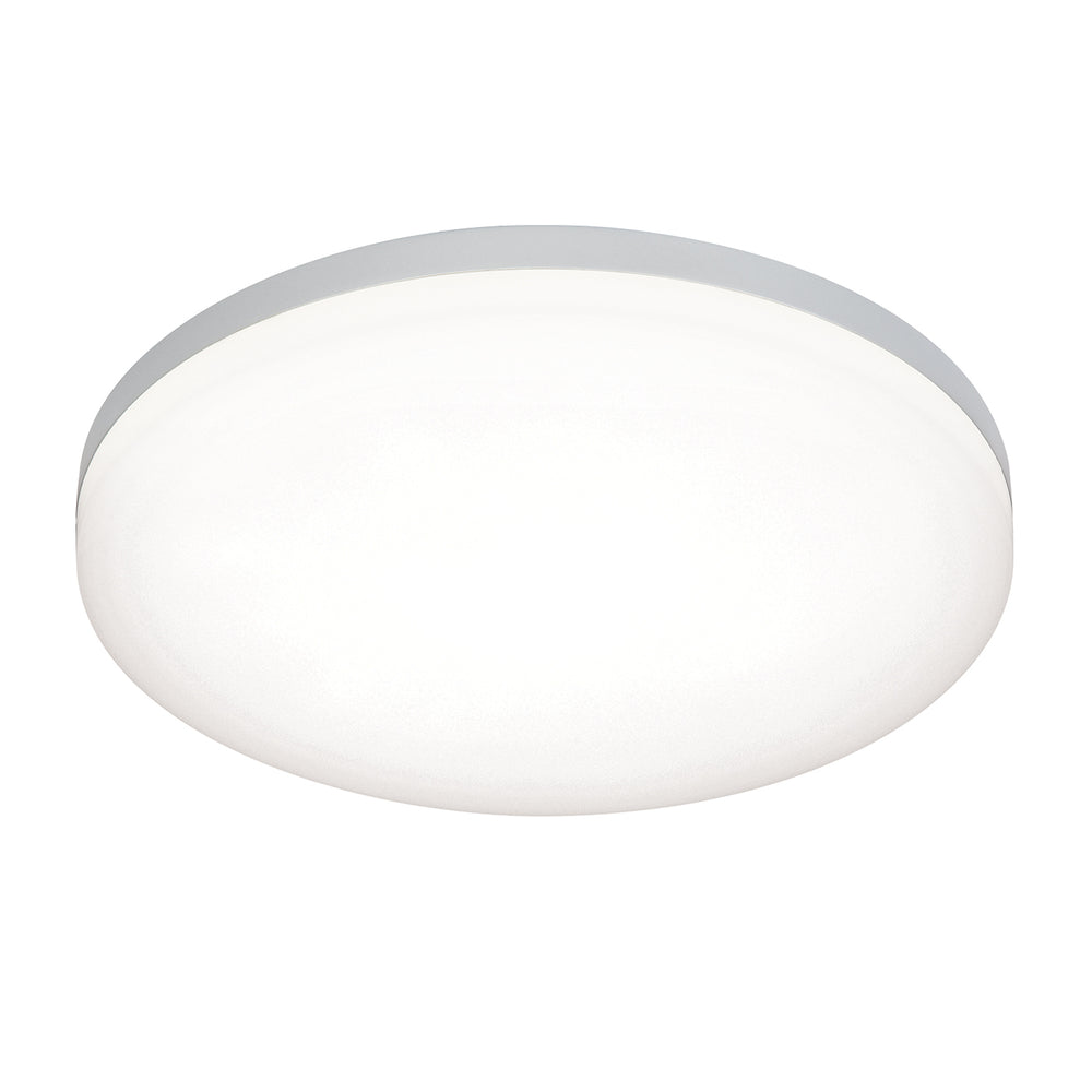 Saxby NOBLE 300MM ROUND FLUSH IP44 22W