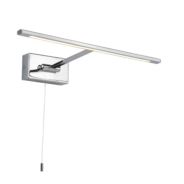 Searchlight LED PICTURE - READING LIGHT - CHROME