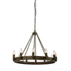 Endon CHEVALIER 12 LIGHTS PENDANT 60W