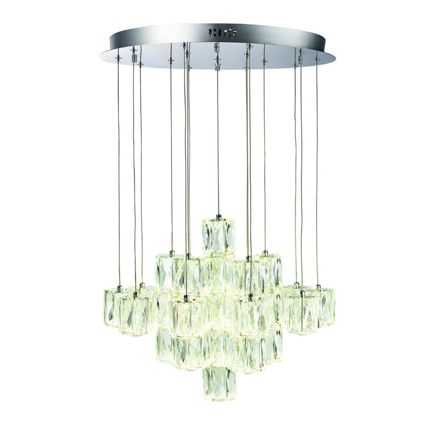 Endon Collection Prisma 30lt Pendant