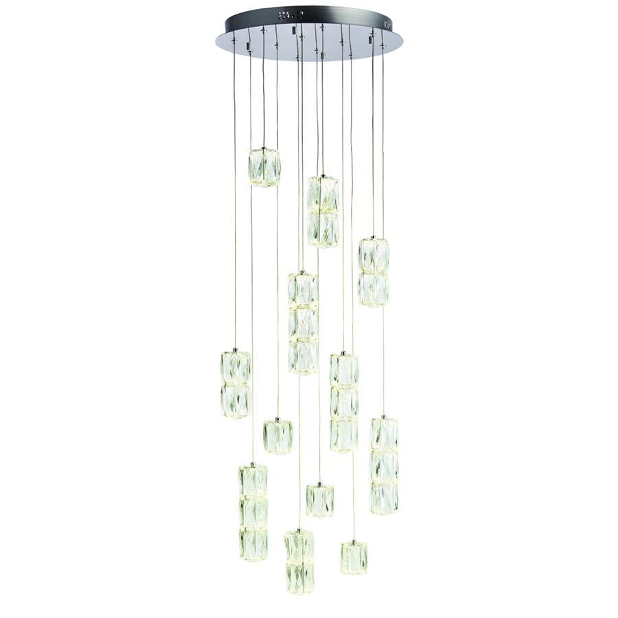 Endon Collection Prisma 24lt Pendant