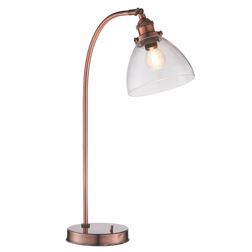 Endon HANSEN INDOOR TASK TABLE LIGHT