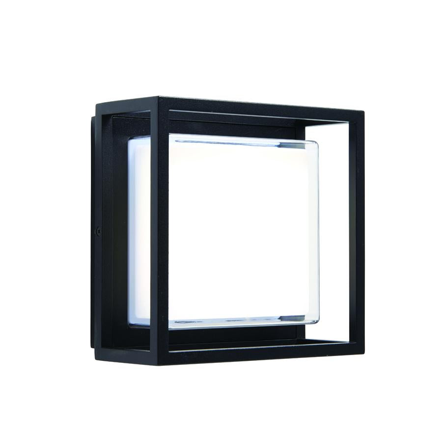 Endon Collection Frame 1lt Outdoor LED Wall Light