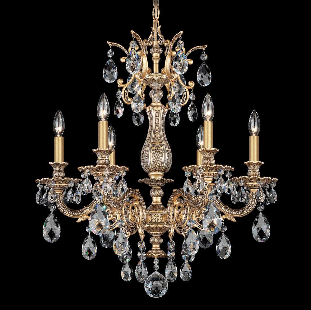 Schonbek Traditional Crystal MILANO Chandelier