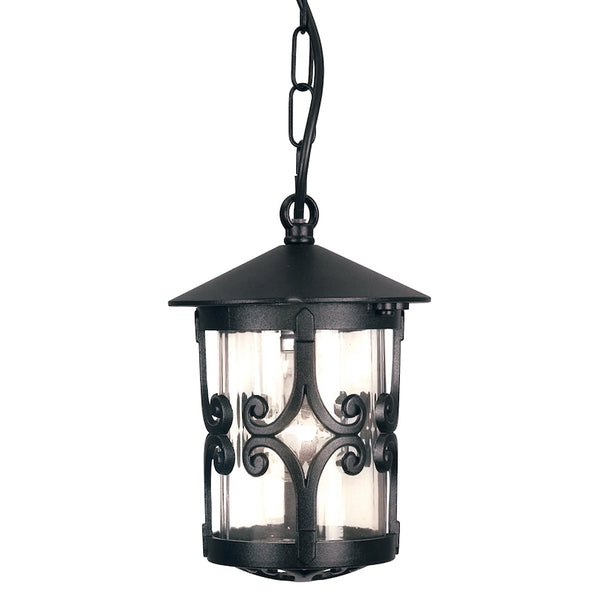 Elstead Lighting HEREFORD PORCH CHAIN LANTERN