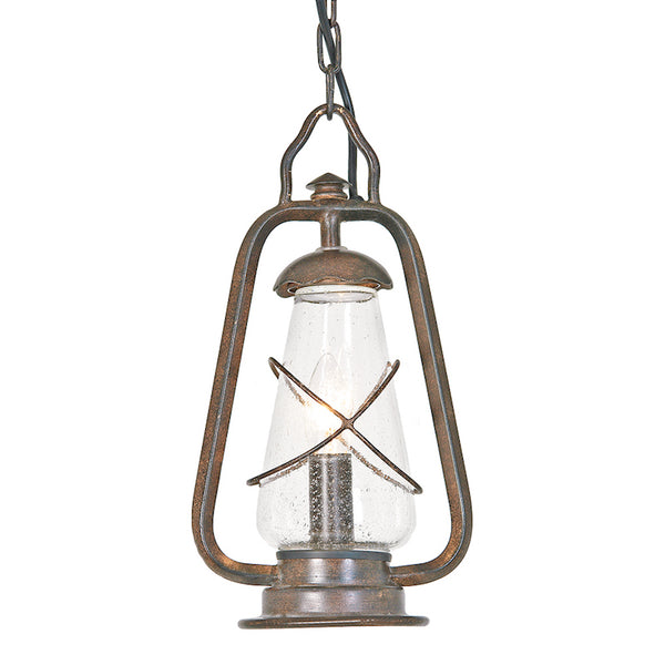 Elstead Lighting MINERS CHAIN LANTERN