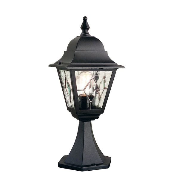 Elstead Lighting NORFOLK PEDESTAL LANTERN