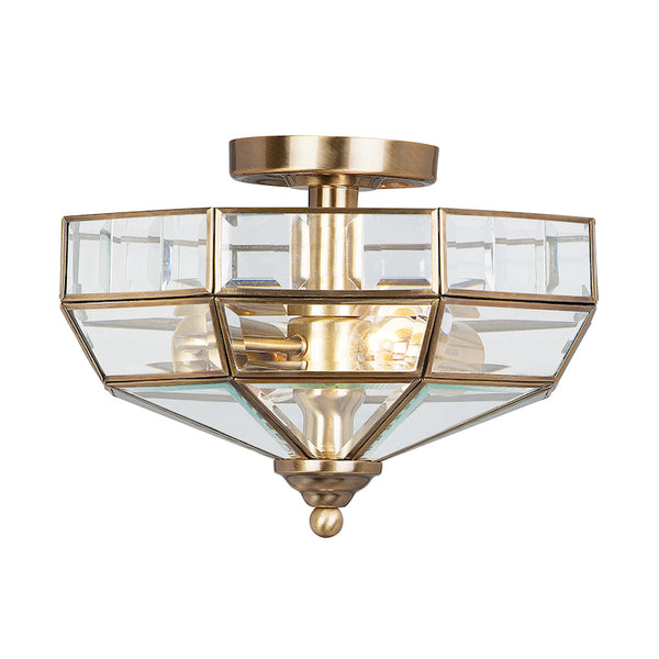 Elstead Lighting OLD PARK AGED BRONZE