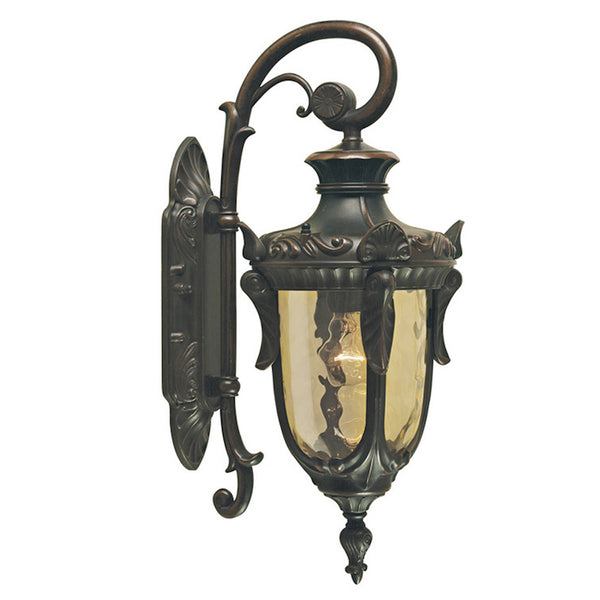 Elstead Lighting PHILADELPHIA WALL DOWN LANTERN SMALL