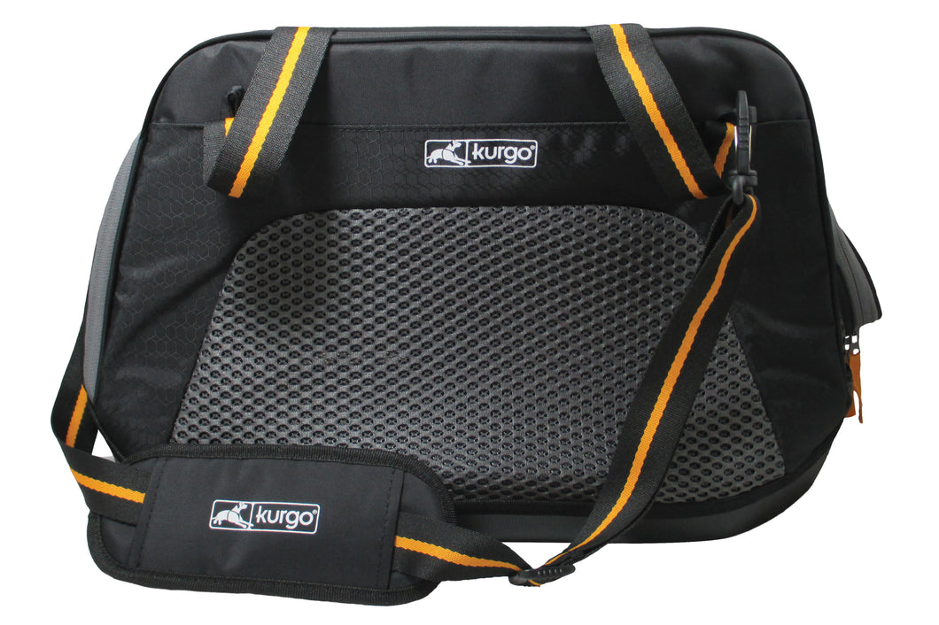 KURGO sac de transport style explorateur large, jusqu'a 20lbs (20