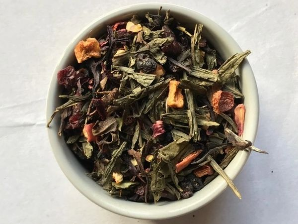 Cranberry Craze Green Tea