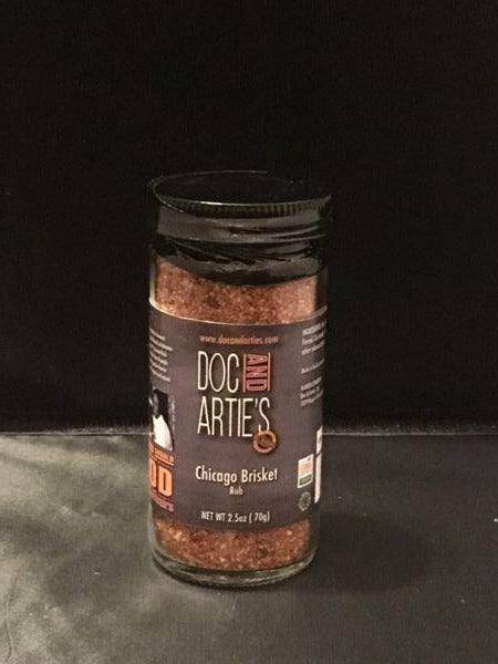 CHICAGO BRISKET RUB