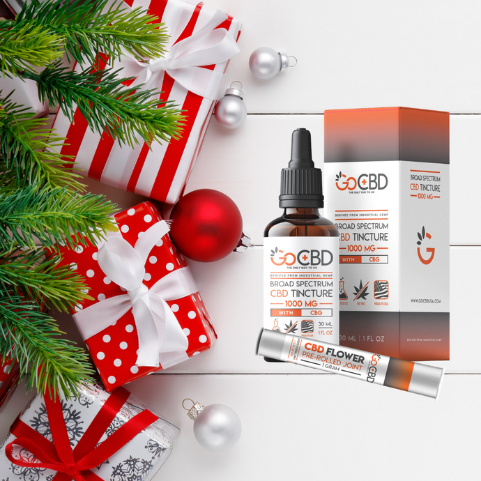 3 Ways CBD Can Help Relieve Holiday Stress