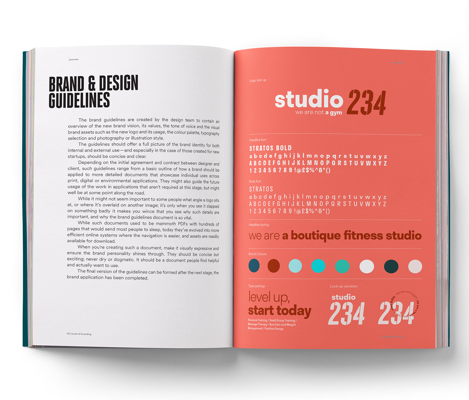 Book of Branding - a guide to creating brand identity for startups and beyond