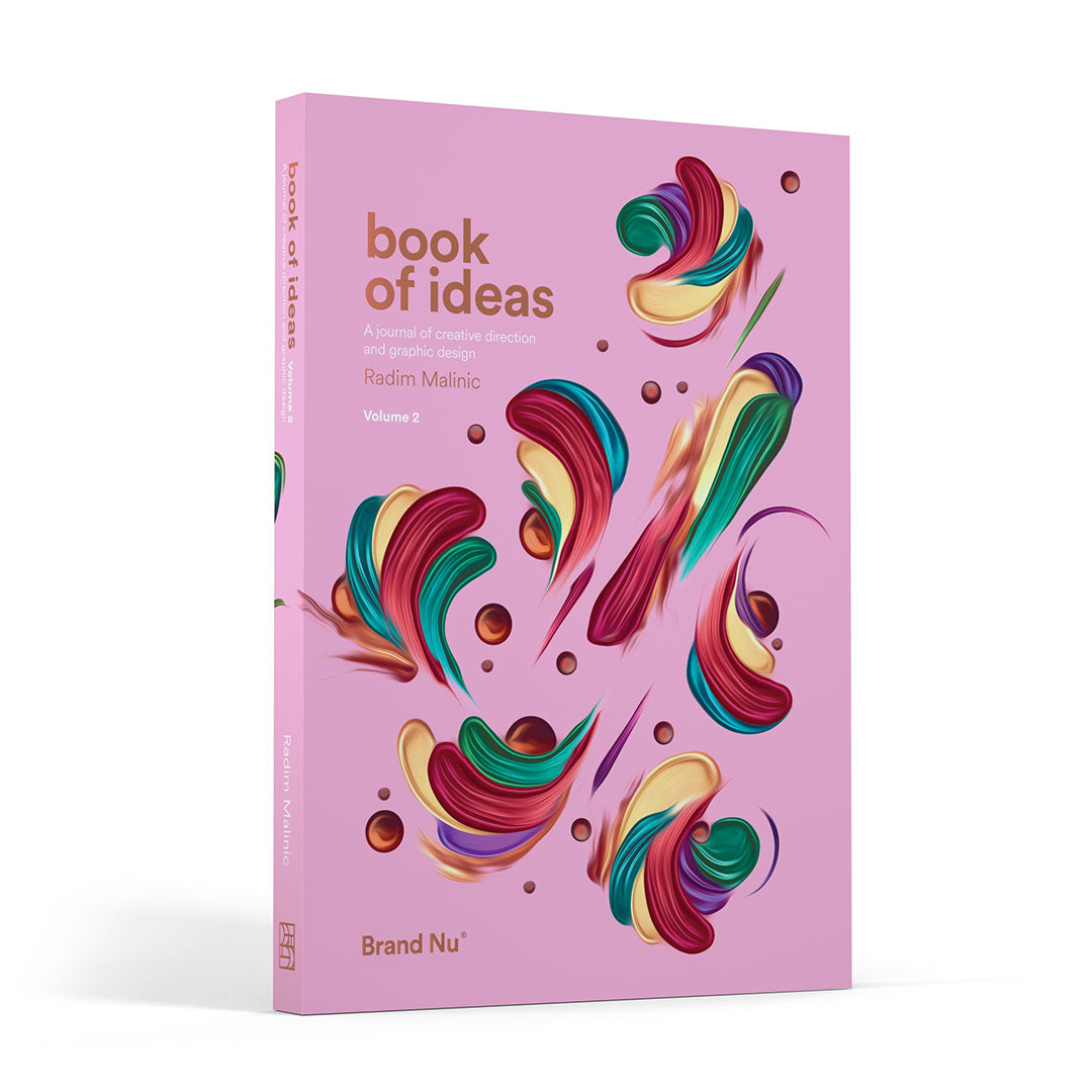 Book of Ideas - a journal of creative direction and graphic design - Vol.2