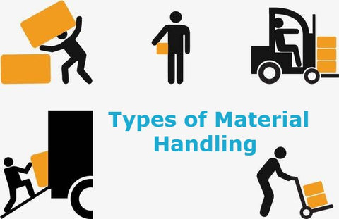 types of material handling