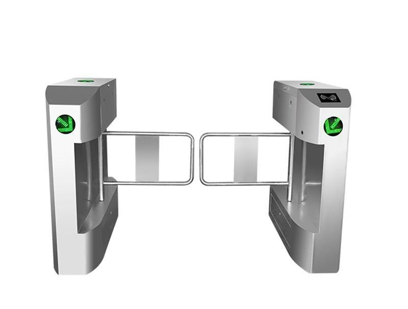 Tripod Turnstile  with Swing Barrier Gate