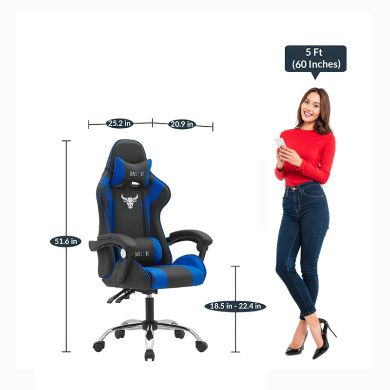 Detec™ Gaming Chair - 3 Different Color