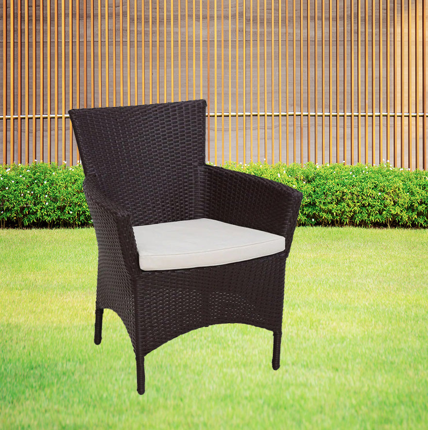 Detec™ Out'n'Out Chair - Set of 2 (Wenge Finish)