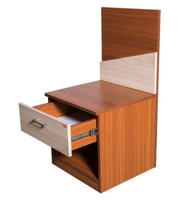 Detec™ BedSide Table in Siam Teak Finish