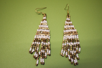 Load image into Gallery viewer, Detec Homzë Earrings in Multi Colors