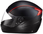 Load image into Gallery viewer, Detec™ Professional Full Face Helmet (Black & Red, Large)