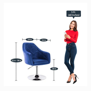 Detec™ Budapest Lounge Chair - Mutlicolor
