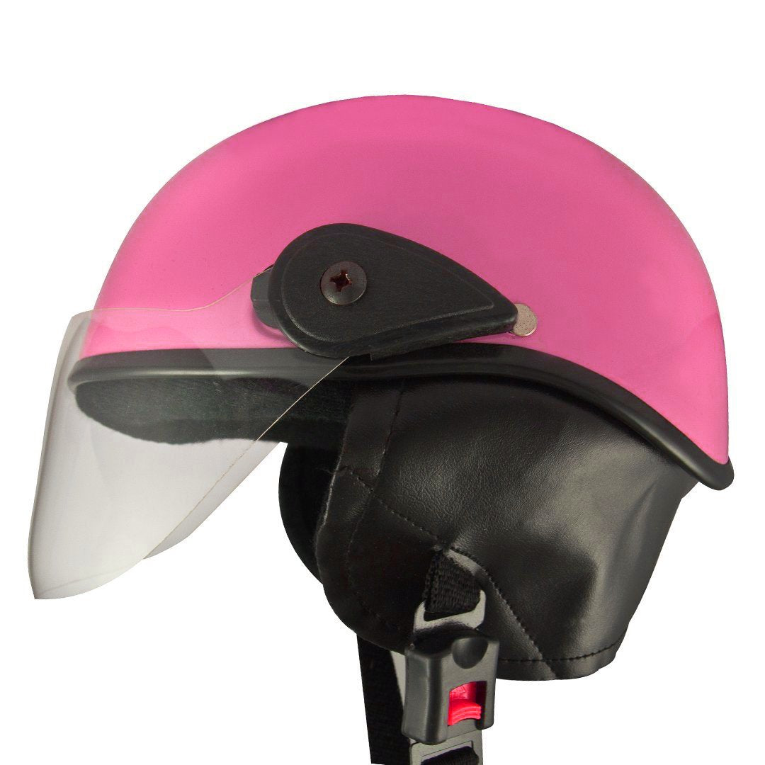 Detec™ Unisex Scooty Helmets for Safety Comfort