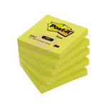 Load image into Gallery viewer, Detec™ 3M Yellow Notes 76mm x 126mm Pack of 8