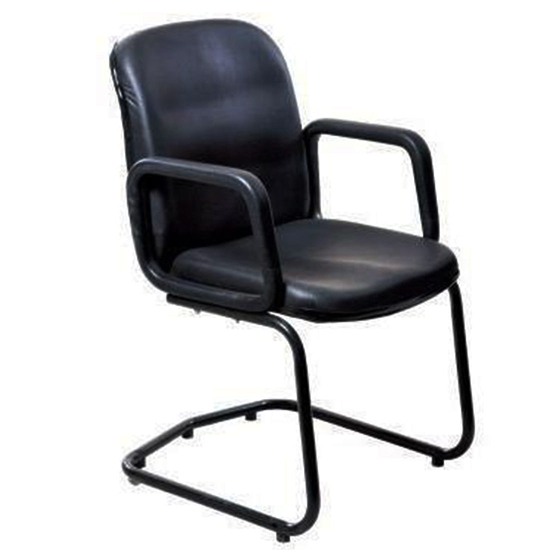 Detec™ Office Visitor Chair Polyester Fabric Cantilever