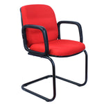 Load image into Gallery viewer, Detec™ Office Visitor Chair Polyester Fabric Cantilever